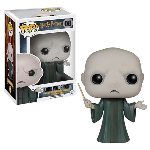 Funko POP 5861F Vinyl: Harry Potter: Voldemort 5861 funko pop vinyl фигурка disney monsters inc roz