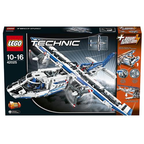 Конструктор Lego Technic 42025 Лего Грузовой самолет