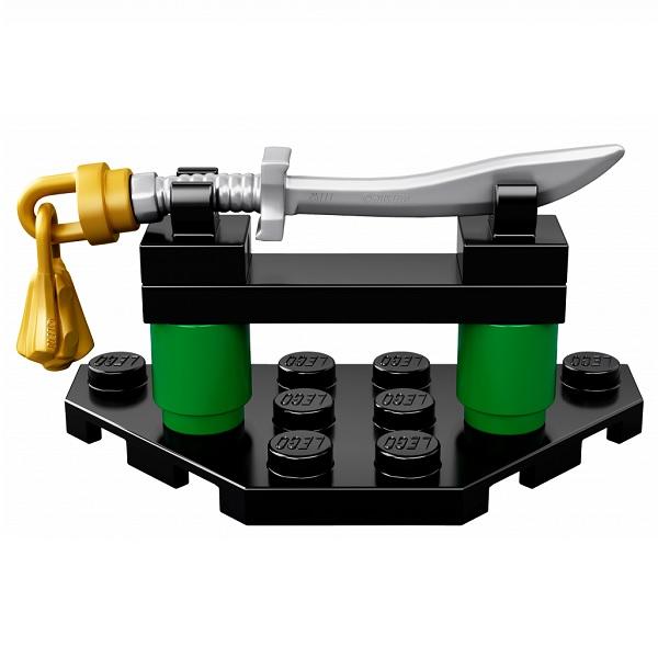 Lego Ninjago 70628 Конструктор Лего Ниндзяго Ллойд - Мастер Кружитцу