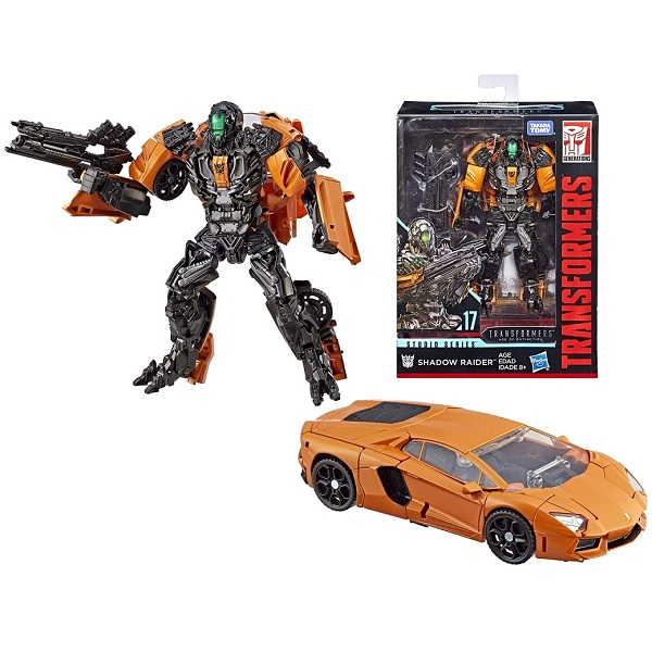 Hasbro Transformers E0701/E0976 Трансформер Коллекционный Шедеу Рейдер 20 см hasbro transformers e0701 e0747 трансформер коллекционный автобот локдаум 20 см
