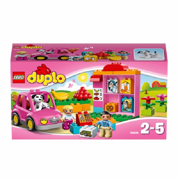 Лего Дупло 10546 Супермаркет