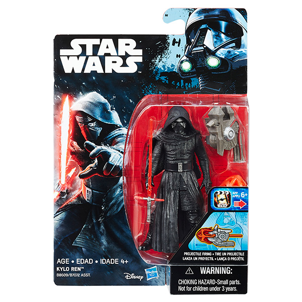 Star Wars B7072 Звездные Войны Фигурка 10 см (в ассортименте)