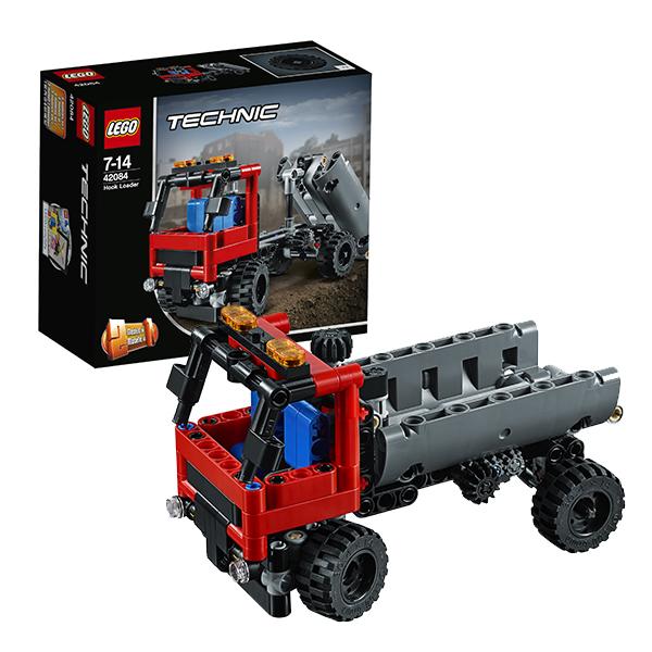 Lego Technic 42084 Лего Техник Погрузчик текстолитовые шестерни на стартер