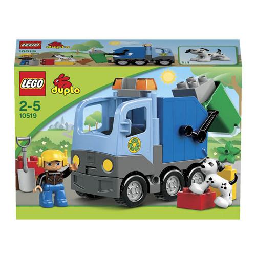Конструктор Lego Duplo 10519 Лего Дупло Мусоровоз