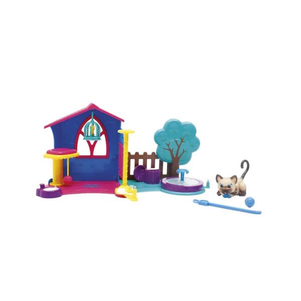 Pet Club Parade PTC02111 Пет Клаб Парад Игровой набор Домик для котят