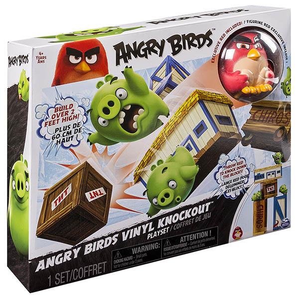 Angry Birds 90506 Энгри Бердс Игровой набор Взрывная птичка