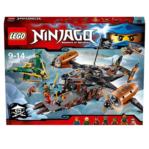 Lego Ninjago 70605 Конструктор Лего Ниндзяго Цитадель несчастий