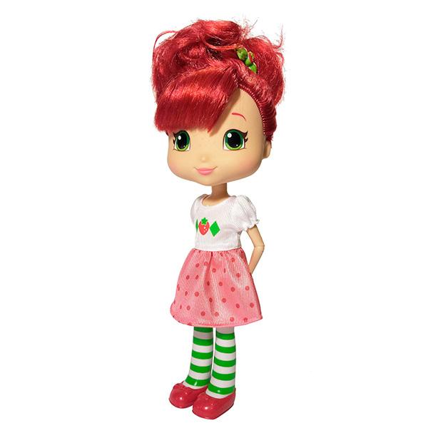 Strawberry Shortcake 12214 Шарлотта Земляничка Кукла Земляничка для моделирования причесок 28 см strawberry shortcake 12254 шарлотта земляничка набор кукол 8 см 4 шт с одеждой