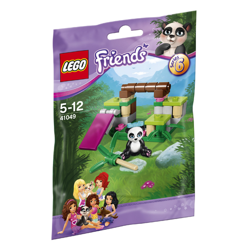 Конструктор Lego Friends 41049 Лего Подружки Бамбук панды