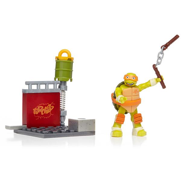 """Mattel Mega Bloks DMX27 Мега Блокс Игровой набор """"Тренировка черепашек"""""""