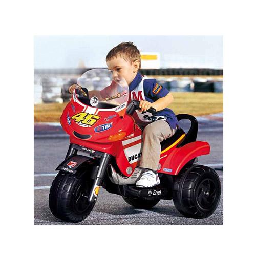 Детский электротрицикл Peg-Perego ED0918_316 Desmosedici