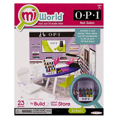 miWorld 66987 Миволд OPI Ногтевой салон