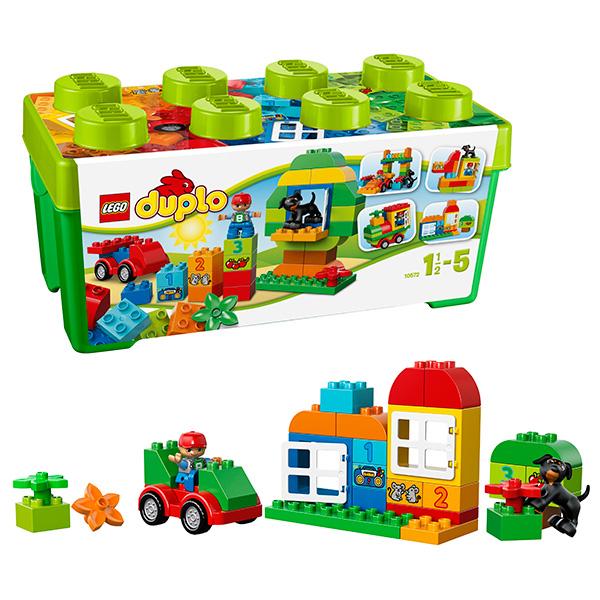 Lego Duplo 10572 Конструктор Лего Дупло Механик lego duplo конструктор гоночный автомобиль 10589