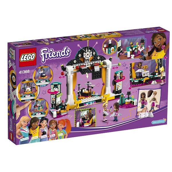 LEGO Friends 41368 Конструктор ЛЕГО Подружки Шоу талантов