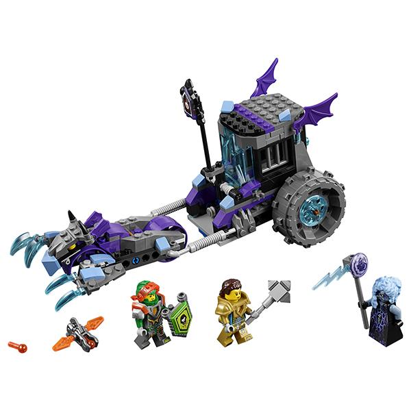 Lego Nexo Knights 70349 Лего Нексо Мобильная тюрьма Руины