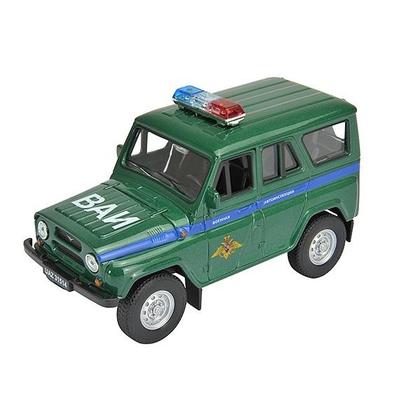 Welly 42380MC Велли Модель машины 1:34-39 УАЗ 31514 Военная Автоинспекция autotime collection 11446 уаз 31514 вдв