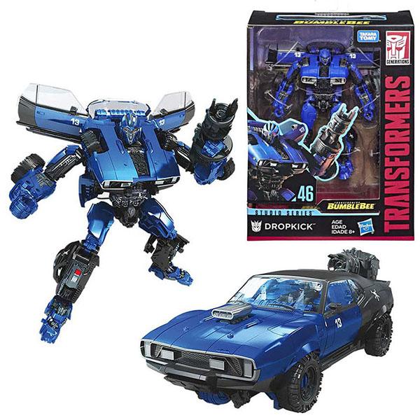 Hasbro Transformers E0701/E3699 Трансформер Дропкик 20 см. коллекционный hasbro transformers e0701 трансформер коллекционный 20 см lockdown