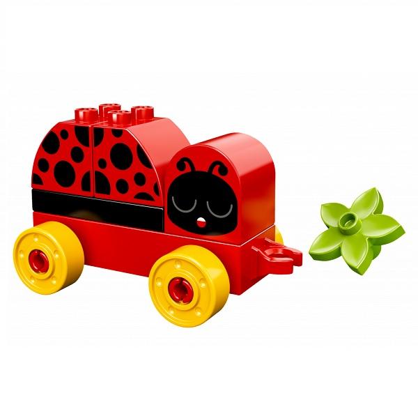 Лего Дупло 10859 Конструктор Моя первая божья коровка