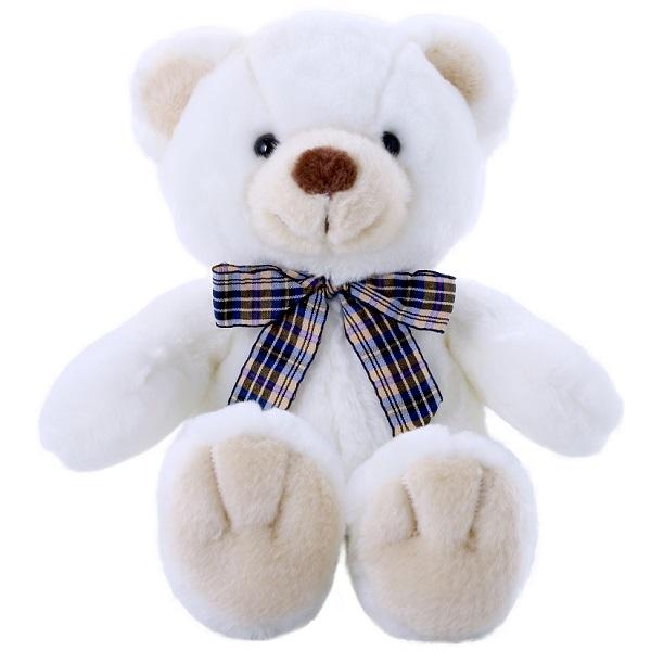 SOFTOY C1709324-3 Медведь белоснежный 32 см