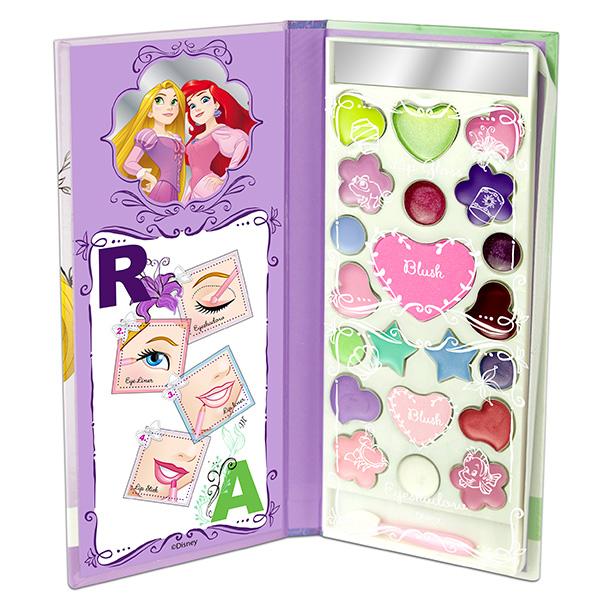 Markwins 9603751 Princess Набор детской декоративной косметики в книжке CB