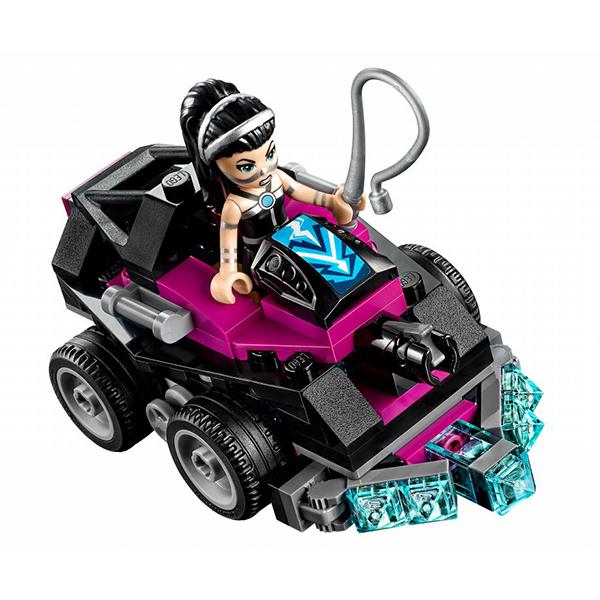 Lego Super Hero Girls 41233 Конструктор Лего Супергёрлз Танк Лашины