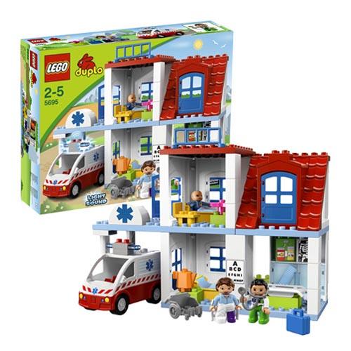 Лего Дупло 5695 Конструктор Больница
