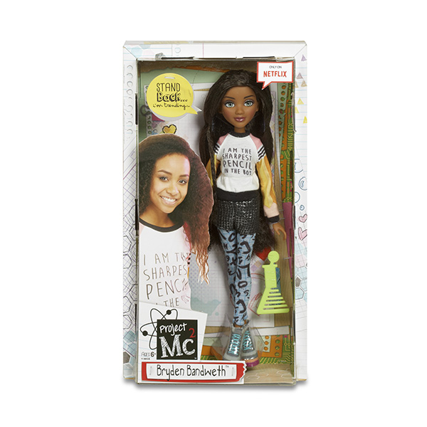 Project MС2 537557 Базовая кукла Брайден