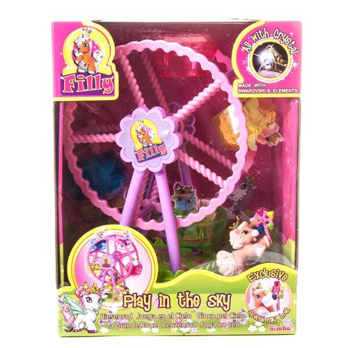 "Filly Fairy 40-24 Филли Феи ""Колесо обозрения Филли"""