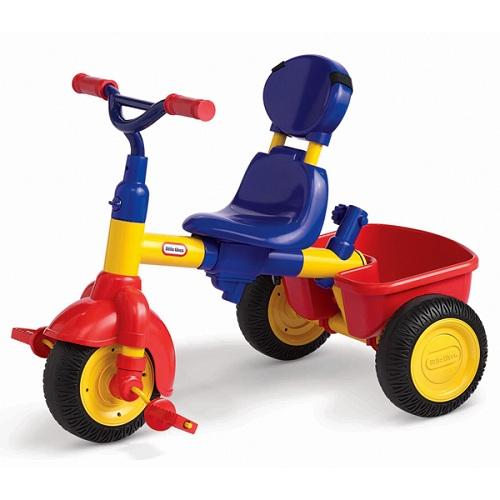 "Little Tikes 618277 Литл Тайкс ""Велосипед 3 в 1"" красно-синий"