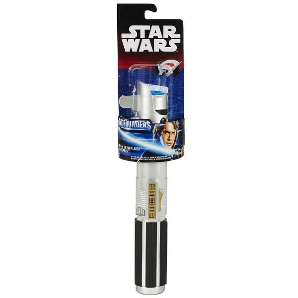 Hasbro Star Wars B2912 Звездные Войны Раздвижной световой меч (в ассортименте)