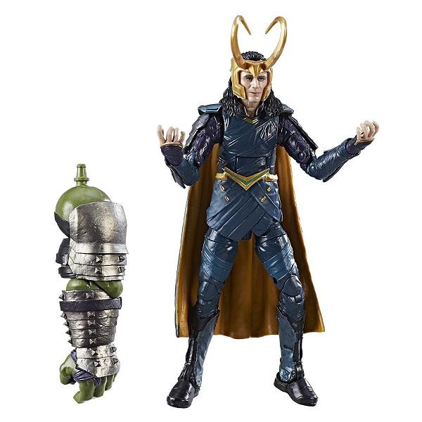 цена на Hasbro Avengers E0857/E1366 Фигурка Марвел Локи 15 см