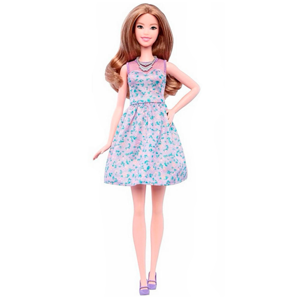 Mattel Barbie DVX75 Барби Кукла из серии Игра с модой barbie набор сестра барби с питомцем barbie dmb26