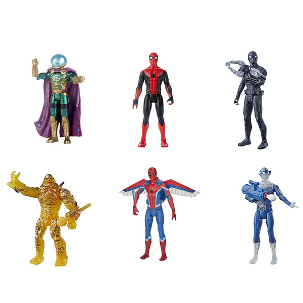 Hasbro Spider-Man E3549 Фигурка Человека-паука, 15 см машины majorette трамплин человек паук с 1 автомобилем