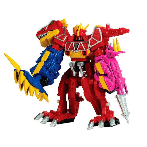все цены на Power Rangers Samurai Dino Charge 43095 Пауэр Рейнджерс Мегазорд DX (в ассортименте)