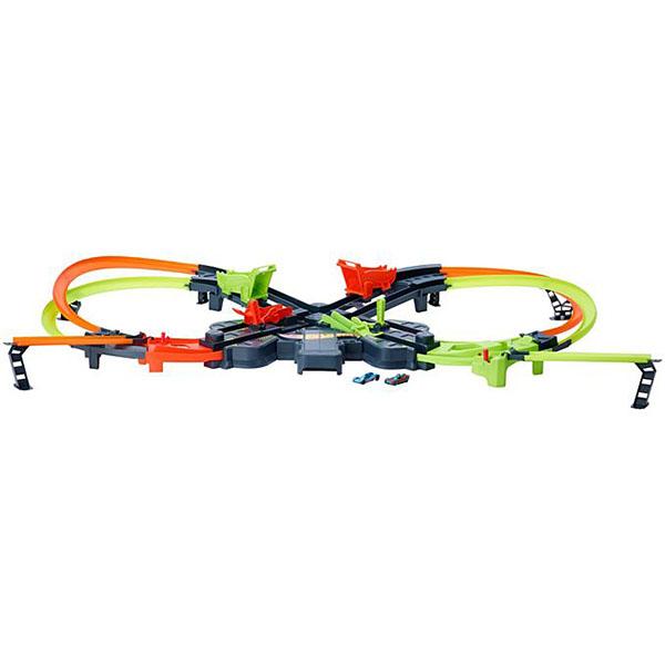 """Mattel Hot Wheels GFH87 Игровой набор """"Грандиозные столкновения"""""""