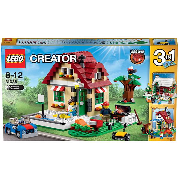 Конструктор Лего Криэйтор 31038 Конструктор Времена года