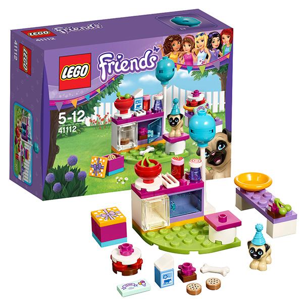 Lego Friends 41112 Конструктор День рождения: тортики