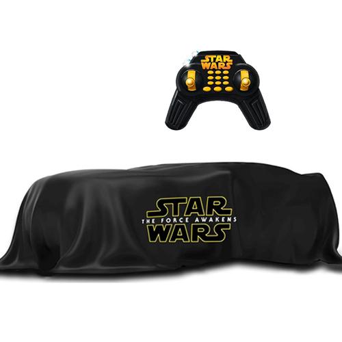 Игрушка Star Wars 31069 Звездные Войны Пробуждение Силы Звездный истребитель героя на ИК управлении, 11 см