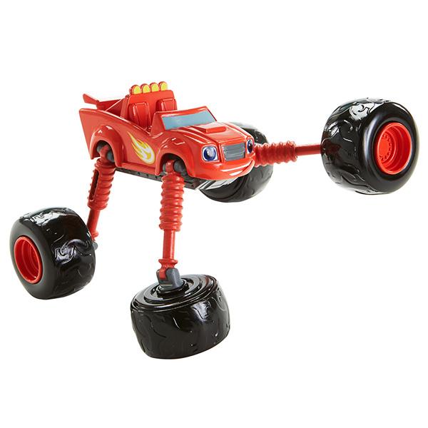 Mattel Blaze DGK60 Вспыш и его друзья, Вспыш