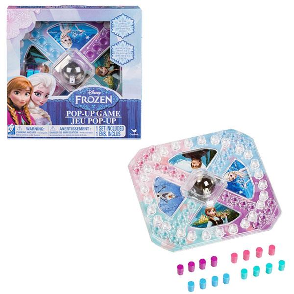 Spin Master 6033079 Настольная игра с кубиком и фишками Disney Холодное Сердце spin master 6033079 настольная игра с кубиком и фишками disney холодное сердце