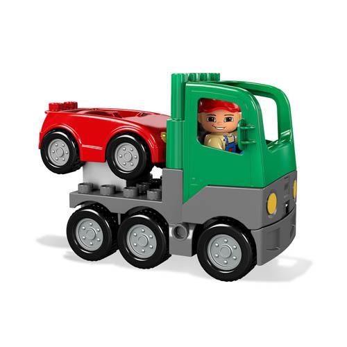 Lego Duplo 5684 Конструктор Автовоз