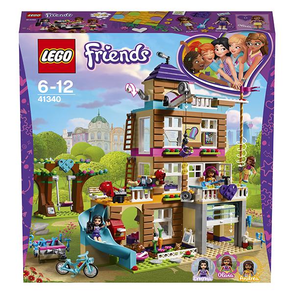 Лего Подружки 41340 Конструктор Дом дружбы