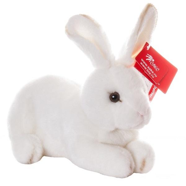 Aurora 25-301 Аврора Кролик белый 25 см aurora 25 301 аврора кролик белый 25 см