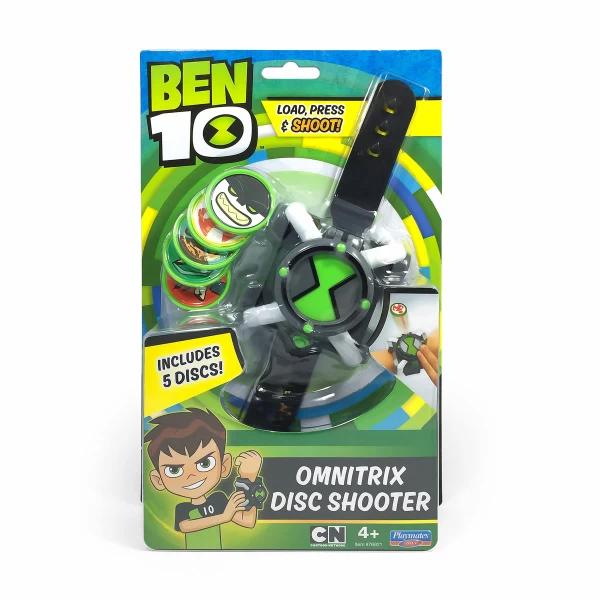 Ben-10 76921 Часы Омнитрикс (дискомет)