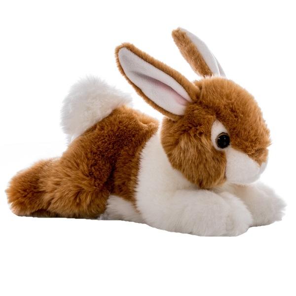 Aurora 300-01 Аврора Кролик коричневый, 28 см