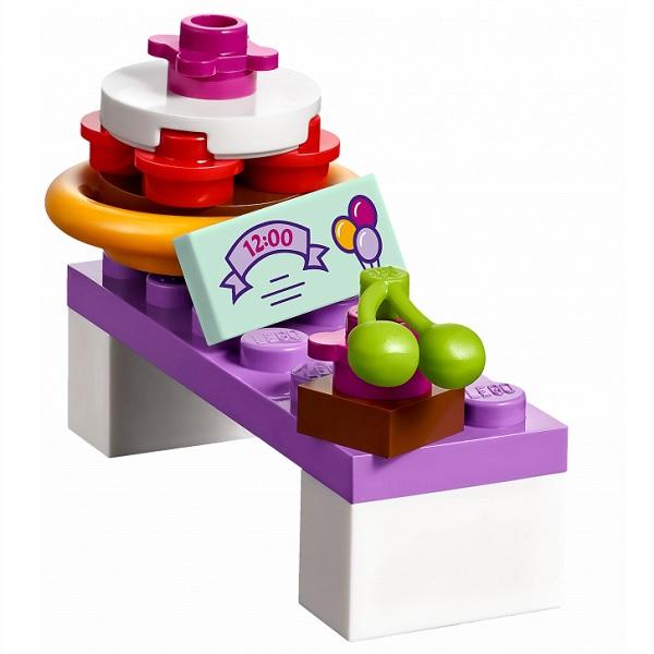 Lego Friends 41112 День рождения: тортики