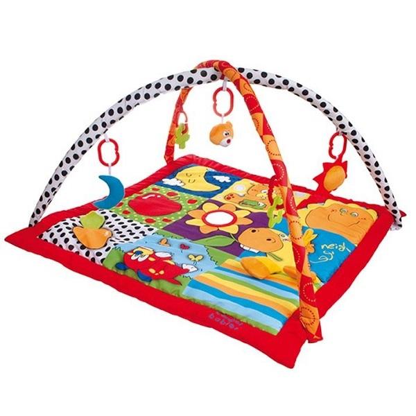 Canpol babies 250930019 Коврик игровой - лошадь, 0+