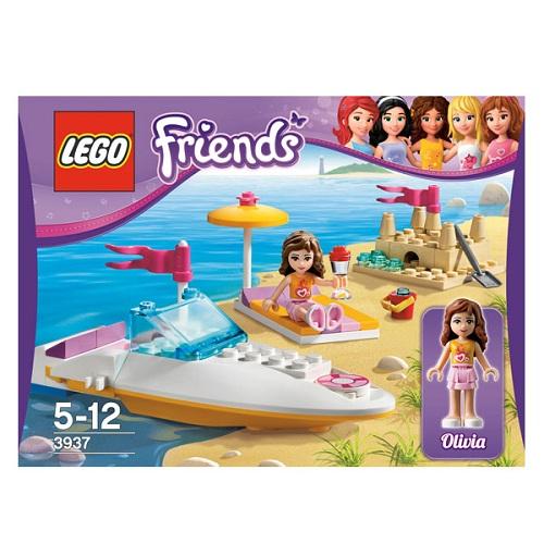 Лего Подружки 3937 Быстроходный катер Оливии