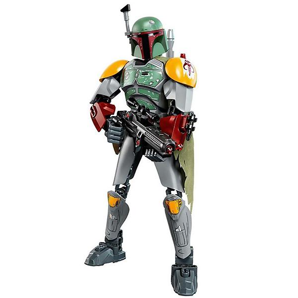 LEGO Star Wars 75533 Конструктор ЛЕГО Звездные войны Боба Фетт