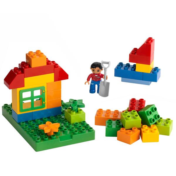 Lego Duplo 5931 Конструктор Мой первый набор LEGO DUPLO